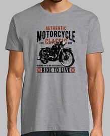 moto authentique