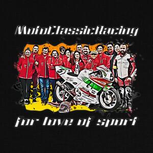 Camisetas Moto Classic Racing