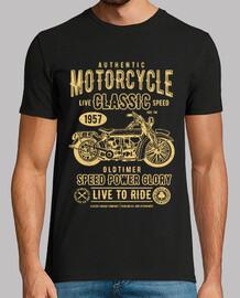 moto classica da moto