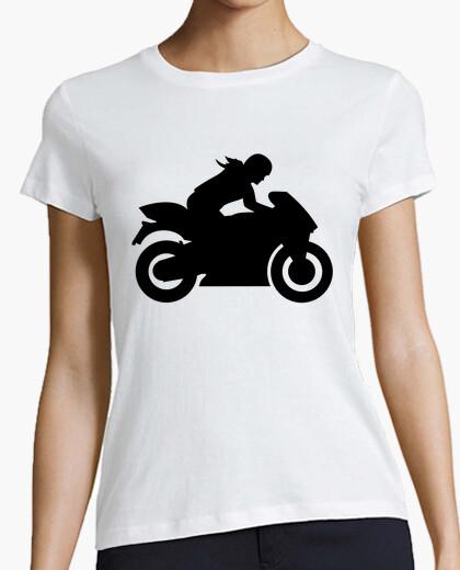 532cb4b958 T-shirt moto donna ragazza - 1053714 | Tostadora.it