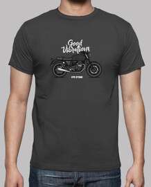 Moto Guzzi V7II Stone Black