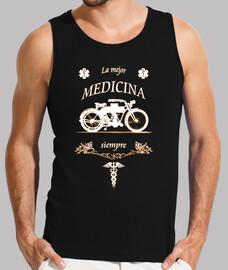 Moto mejor medicina