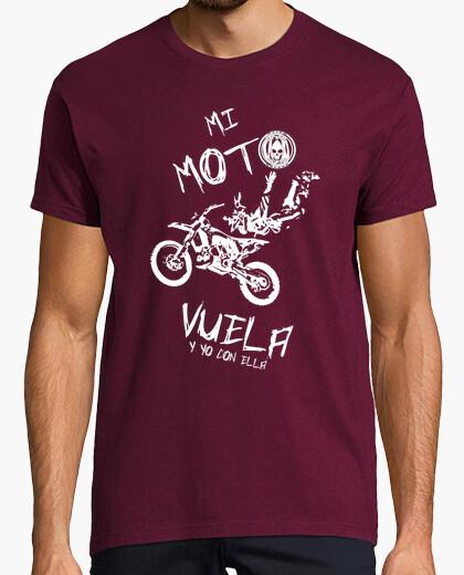 Camiseta Moto Vuela