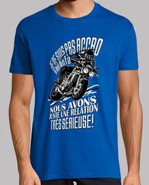 motocicleta no adictos