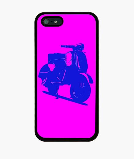 Funda iPhone Motocicleta Retro