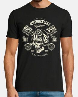 motocicletas motoristas