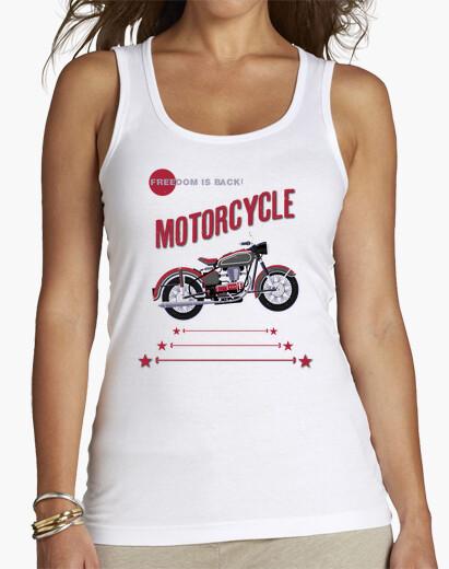 Camiseta MOTOCICLISMO