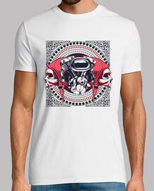 motociclisti t-shirt vintage skulls vintage