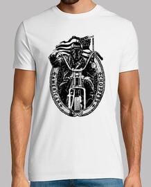 motociclisti t-shirt vintage vintage usa choppers