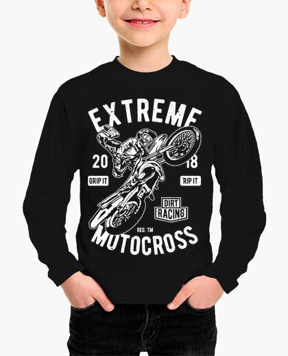 Ropa infantil motocross extremo