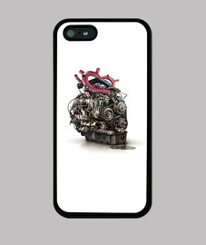 Motor - Funda iPhone 55S