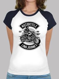 MOTORCYCLE LONG JOURNEY
