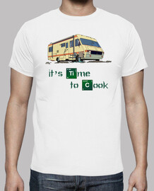 Motorhome - It's Time to Cook (Breaking Bad)