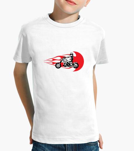 Ropa infantil motorista / moto / motociclistas