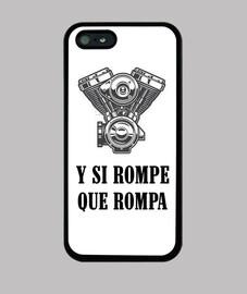 motor,motos Funda iphone