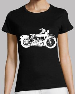 motorrad retro oder motorrad vintageage