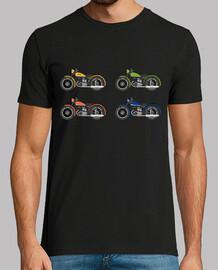 Motos motoristas
