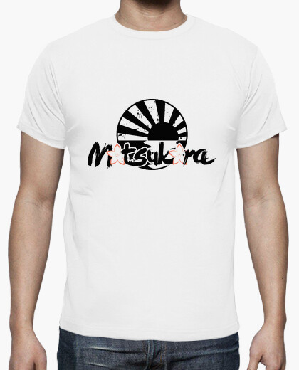 Motsukora - sakura black guy t-shirt