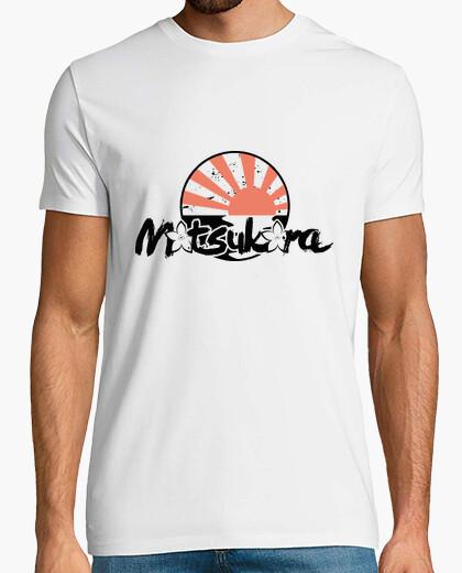 Camiseta MoTsuKora - SOL NACIENTE BLACK [CHICO]