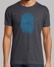 Mountain Fingerprint Hombre