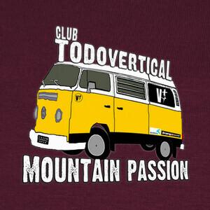 T-shirt MOUNTAIN PASSION VW VAN