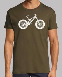 mountainbike - blanc !!