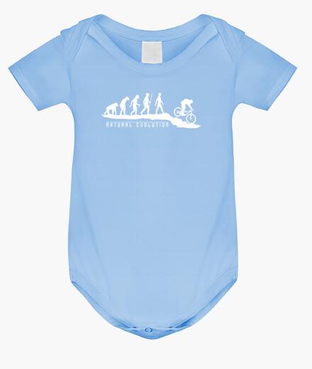 Vêtements enfant mountainbike évolution naturelle