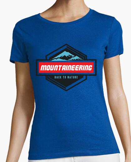 Camiseta Mountaineering