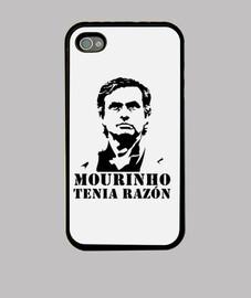 Mourinho tenía razón