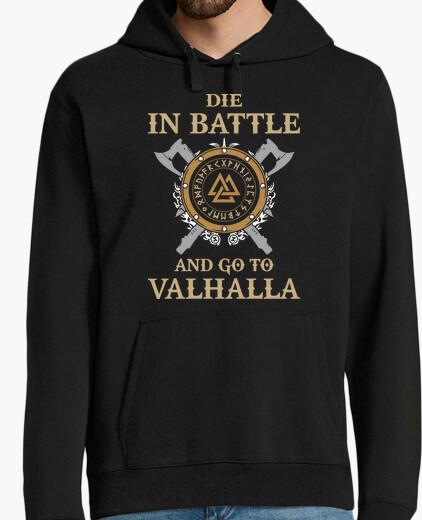 Sweat mourir dans la bataille  (vikings)