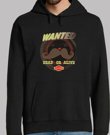 moustache wanted dead or alive!