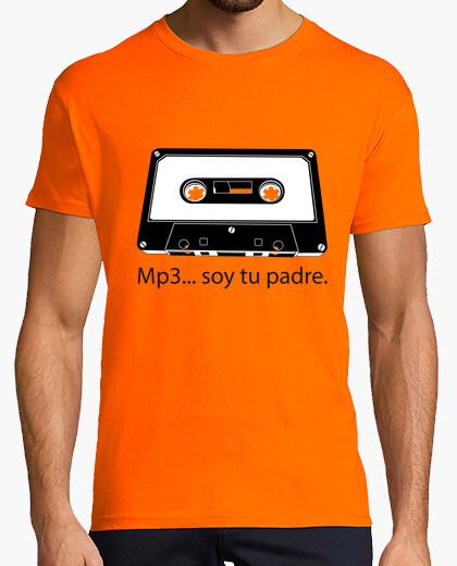 Camiseta Mp3 soy tu padre