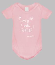 MPF - Living la Vida FRENCHIE. Bebé.