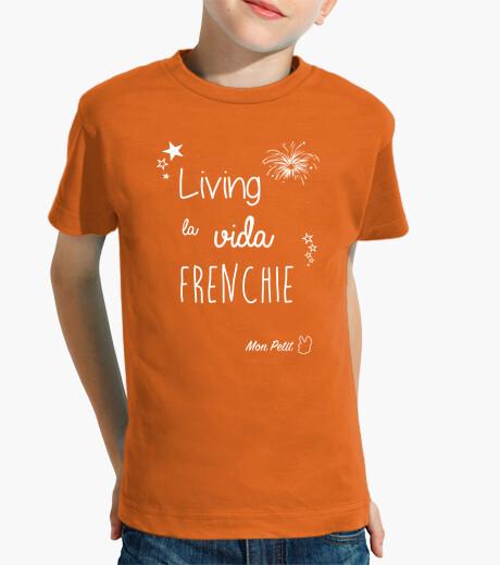 Ropa infantil MPF - Living la Vida FRENCHIE. Infantil.