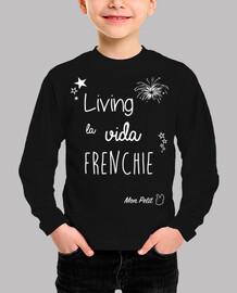 MPF - Living la Vida FRENCHIE. Infantil.
