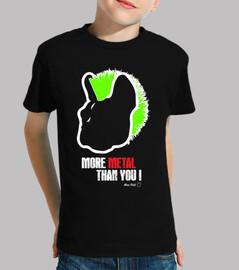 MPF - More METAL Than You! infantil.