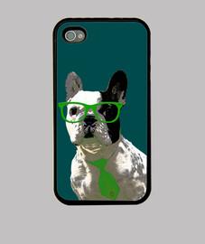 mpf - oreo hippie (vert). iphone 4 / 4s.