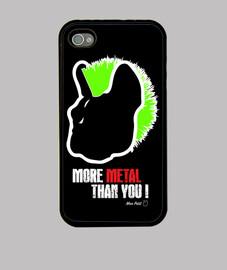mpf - plus de métal que vous! iphone 4 / 4s.
