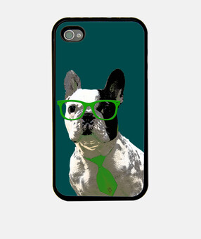 mpf - oreo hipster (verde). iphone 4 / 4s.