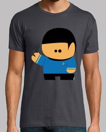 Mr bubble. spock