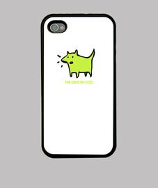 mr chien vert