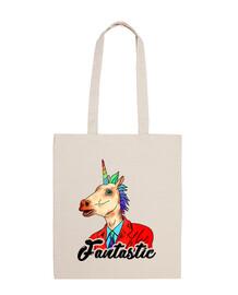mr. fantastique - sac en tissu 100% coton
