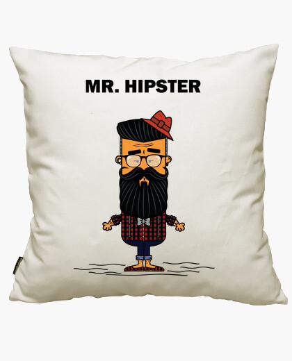 Funda cojín Mr. Hipster