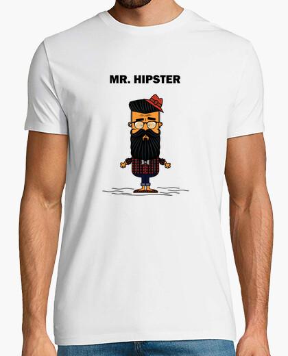 Tee-shirt Mr. Hipster