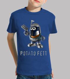 Mr. Jango Potato Fett