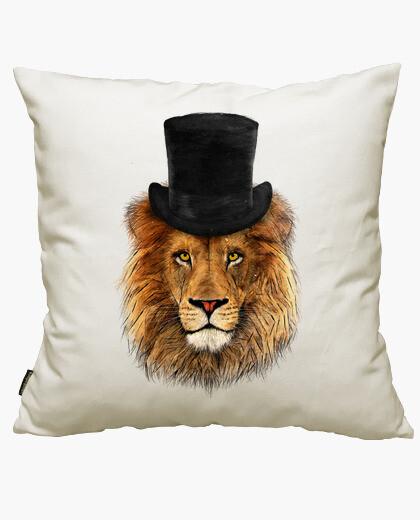 Housse de coussin mr lion