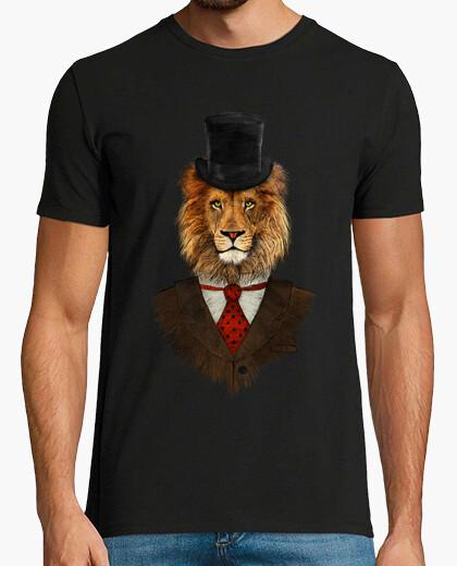 Tee-shirt mr lion brouillard