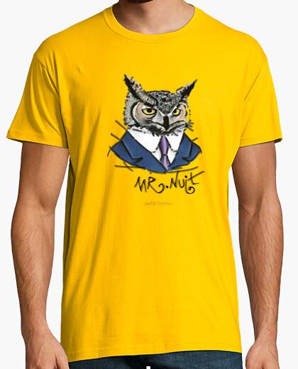 Camiseta Mr. NUIT