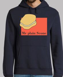 mr plain scone