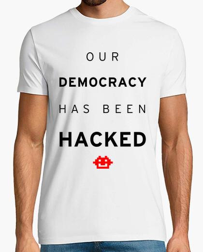 Camiseta MR ROBOT
